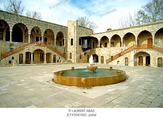 Lebanon, Beit Ed-Dine, Dar al Wousta