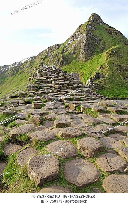 Giants Causeway, County Antrim, Northern Ireland, Europe