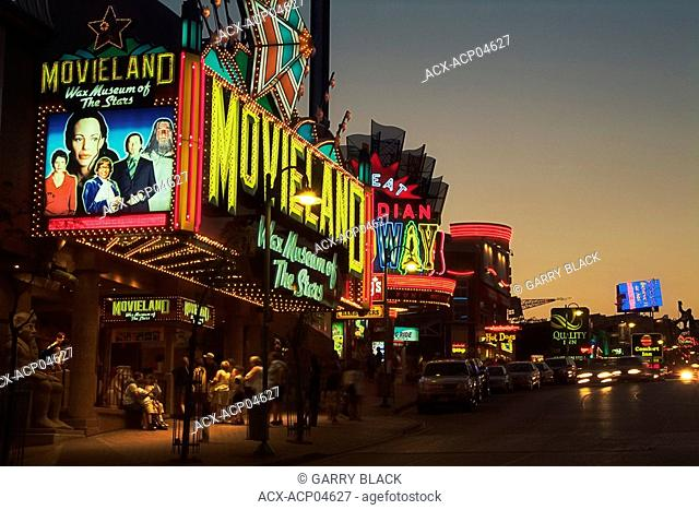 Clifton Hill is the major tourist promenade in niagara Falls  The street contains a number of gift shops, restaurants, hotels and themed attractions  Niagara...