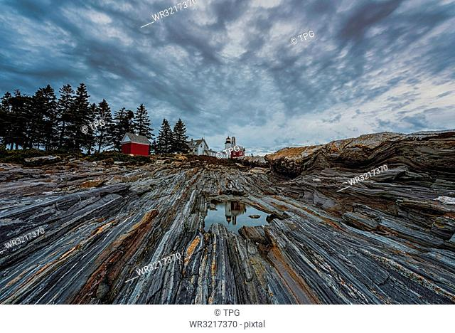 Johns Bay;Maine;USA