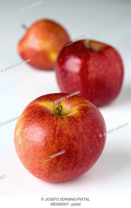 'Red delicious' apples