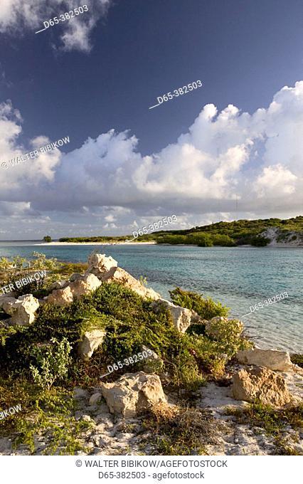Turks & Caicos, Grand Turk Island, Cockburn Town: North Creek early morning
