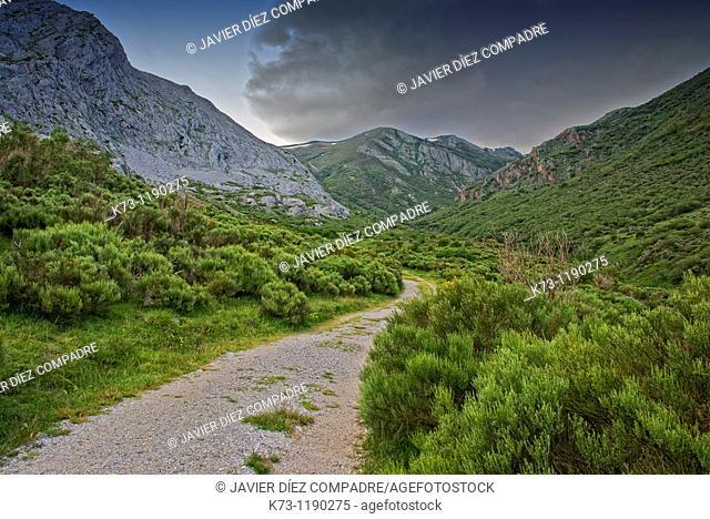 Mazobre Valley  Fuentes Carrionas y Fuente Cobre-Montaña Palentina Natural Park. Palencia province, Castilla y Leon, Spain