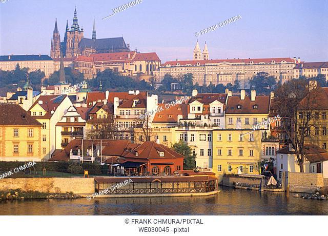 Hradcany (Castle district), Praque. Czech Republic