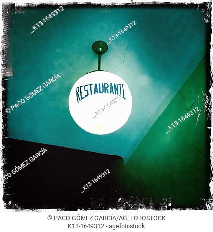 Restaurant in Portugal