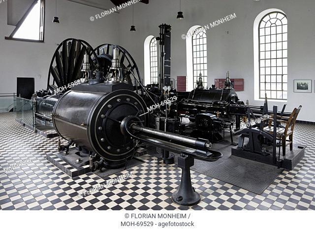 Witten, LWL-Industriemuseum Zeche Nachtigall
