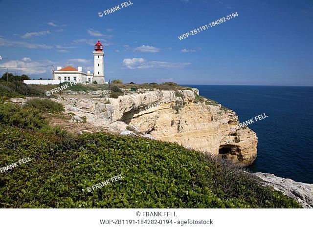 Portugal, Algarve, Praia Da Marinha