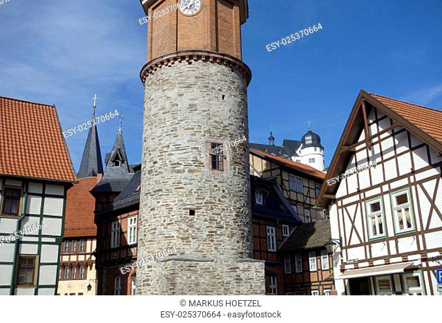 stolberg in the harz