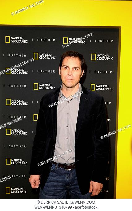 National Geographic's Further Front Held at Jazz at Lincoln Center's Frederick P. Rose Hall Featuring: Matt Moyer Where: New York, New York
