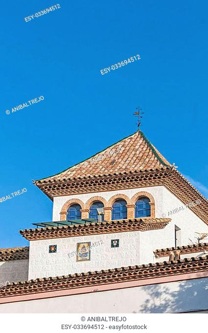 Palau Maricel (Maricel Palace) located in, Sitges Spain