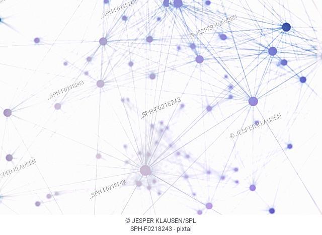 Network, illustration