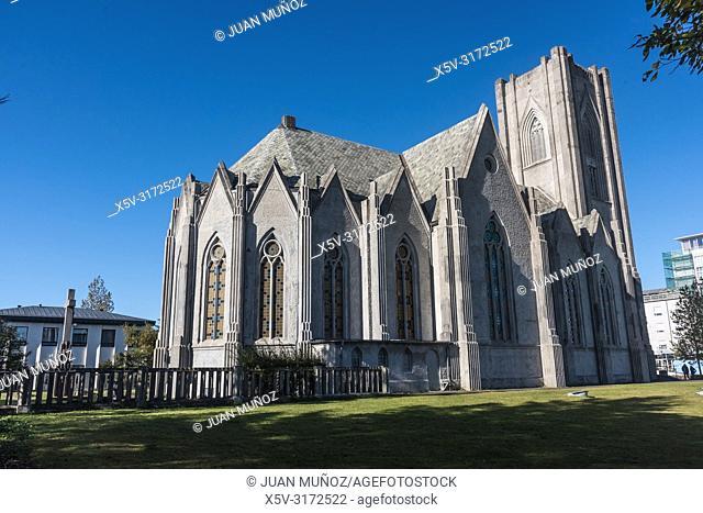 Catholic Church. Reykjavik. Iceland Europe