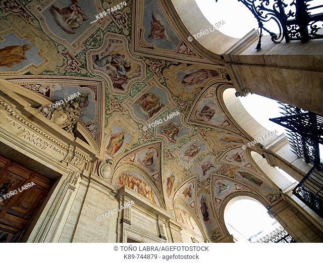 Basílica San Giovanni in Laterano, Roma, Lazio, Italy