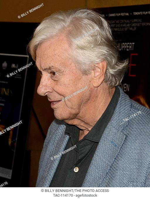 Director Paul Verhoeven attends the American Cinematheque Golden Globe Symposium of Foreign-Language Nominated Film with their Directors at the Egyptian Theatre...