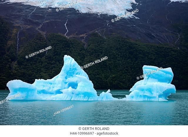 iceberg, Argentina, Patagonia