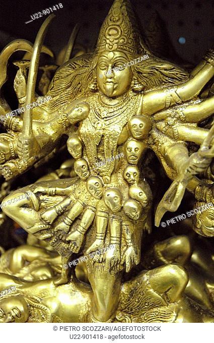 Hindu's god Kali