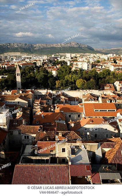 Ciudad vieja, Split  Dalmacia, Croacia