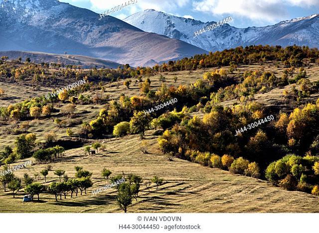 Tandzut valley, near Vanadzor, Lori province, Armenia