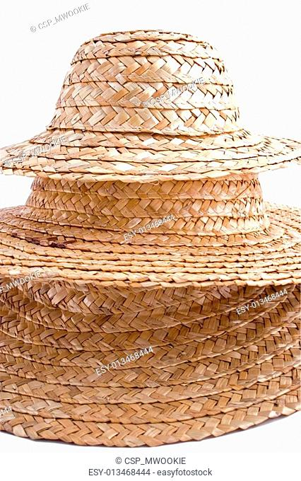 straw hat collection #3