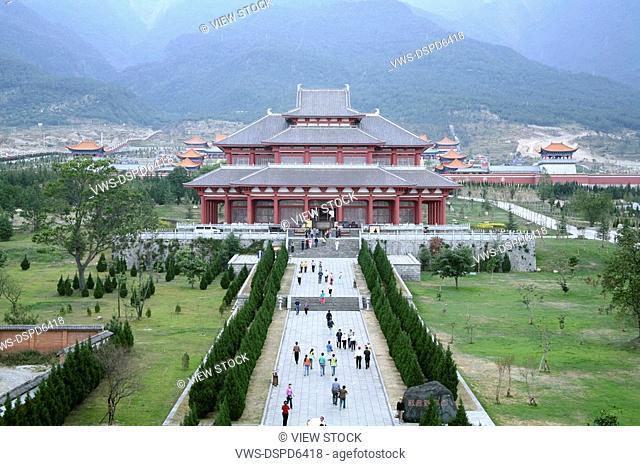 Chongsheng Temple,Dali Yunnan,China