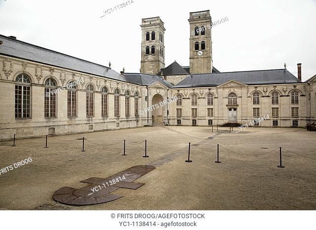 World centre of peace, Verdun, France