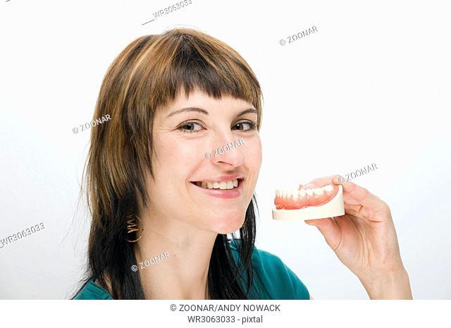 genuine teeth are the best