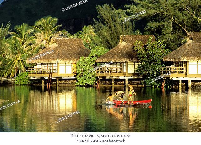 Intercontinental Resort.moorea.Polynesia