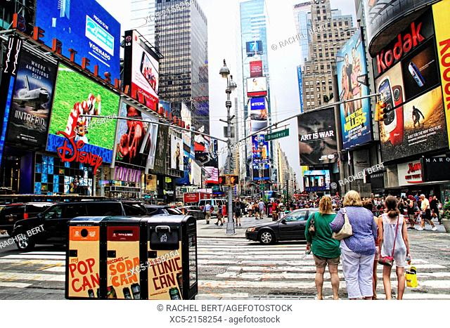 Times Square, New York City, United States