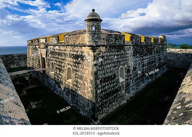 Fuerte, fortress San Jose. Campeche
