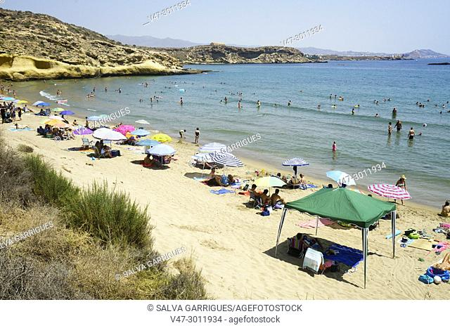 Cala de Los Cocedores, Pulpí, Almeria, Andalucia, Spain