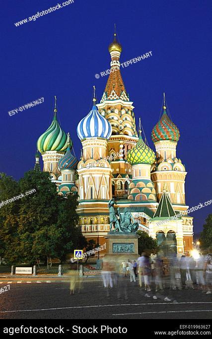 Die Basilius Kathedrale