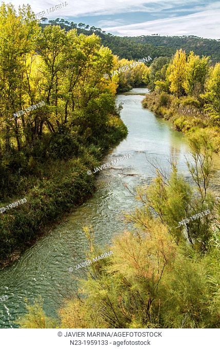 Cabriel River, Valencia, Spain