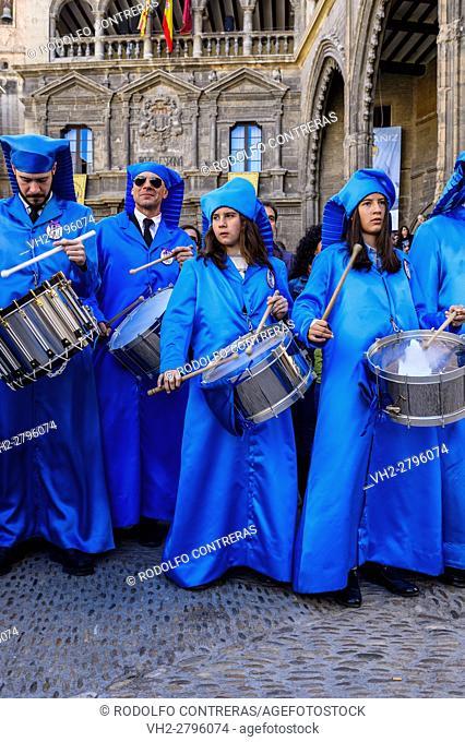 Drum and Bass Drum Route in Alcañiz, Spain