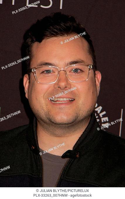 """Kristian Bruun 03/23/2017 PaleyFest 2017 """"""""Orphan Black"""""""" held at The Dolby Theatre in Hollywood, CA Photo by Julian Blythe / HNW / PictureLux"""