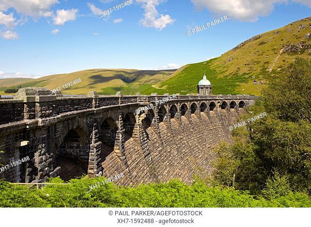 Craig Goch Reservoir, Elan Valley, Wales, UK