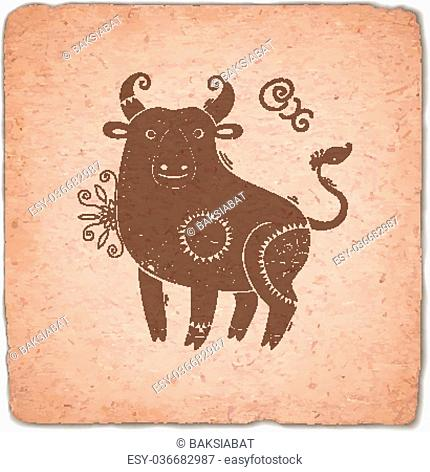 Chinese year ox Stock Photos and Images | age fotostock