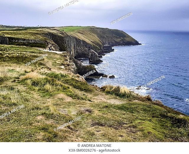 Seashore, Cork county, Ireland