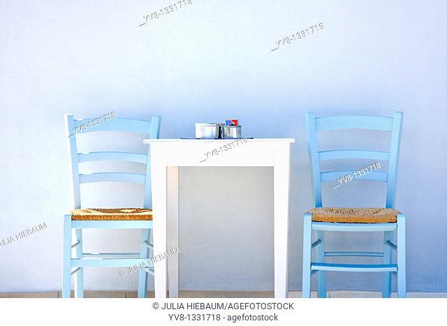 Mediterranean outdoor furniture