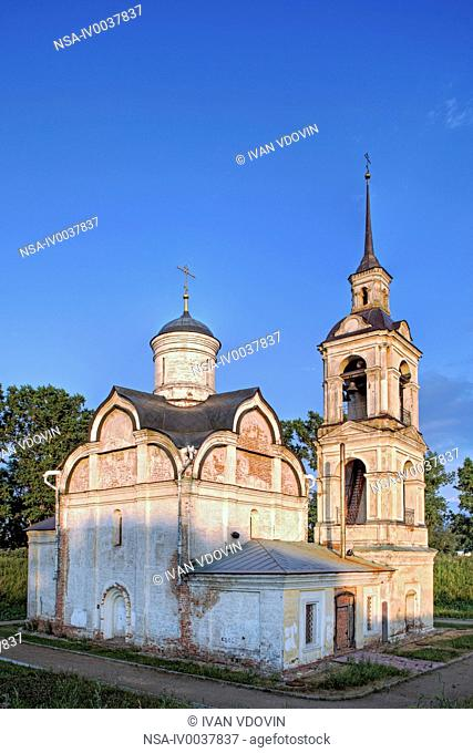 Church of St. Isidor 1566, Rostov, Yaroslavl region, Russia