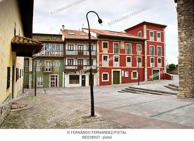 Palacio de Posada Herrera, Llanes, Asturias, España