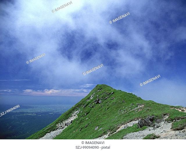 Mt  Gaasan