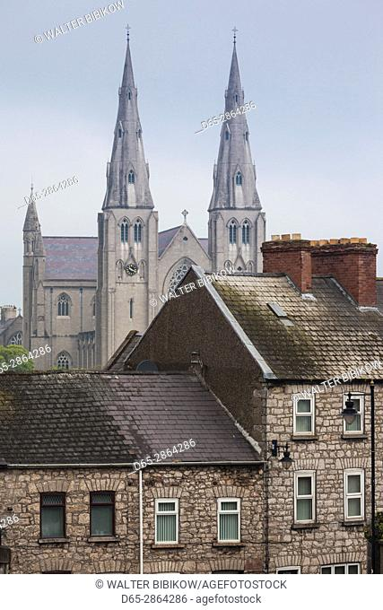 UK, Northern Ireland, County Armagh, Armagh, St. Patrick's Roman Catholic Cathedral