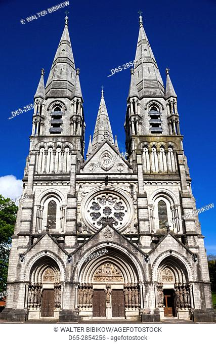 Ireland, County Cork, Cork City, St. Fin Barre's Cathedral, 19th century, exterior
