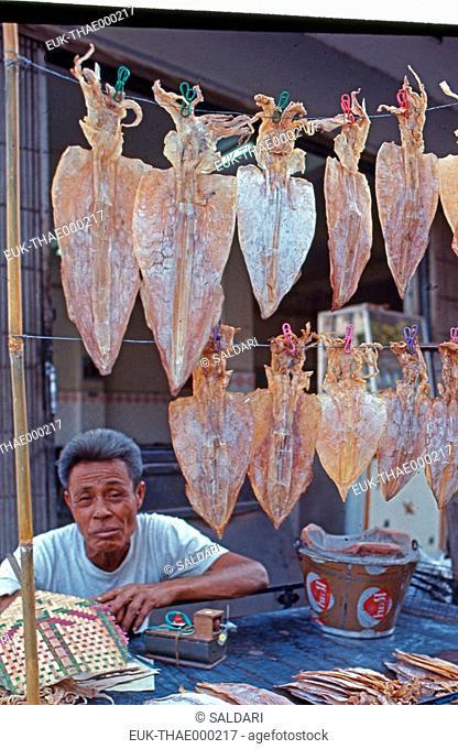 Dried fish,Thailand
