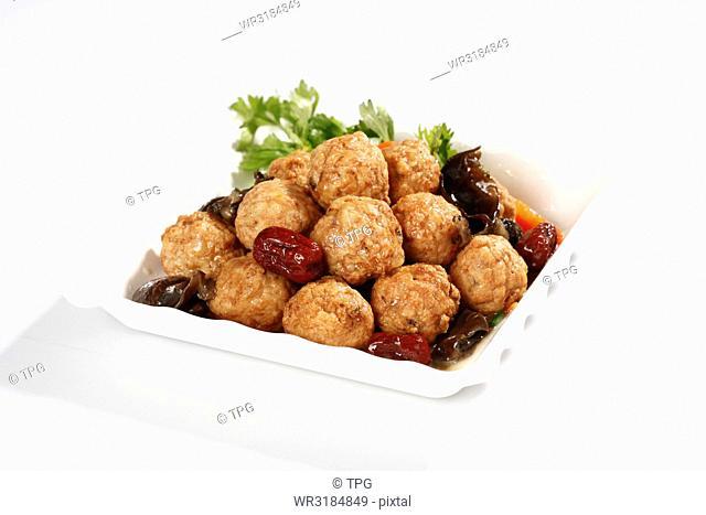 chicken meat ball
