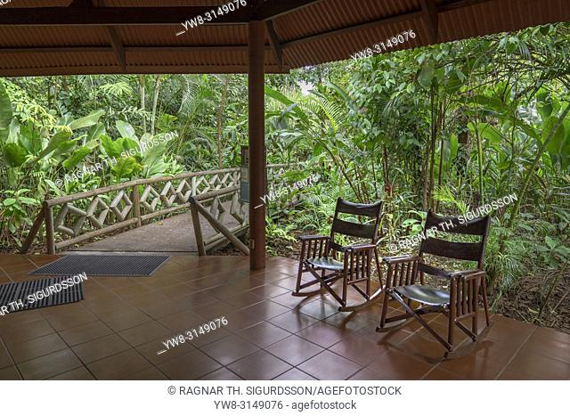 Aninga Evergreen Lodge, Guesthouse-Tortuguero National Park, Costa Rica