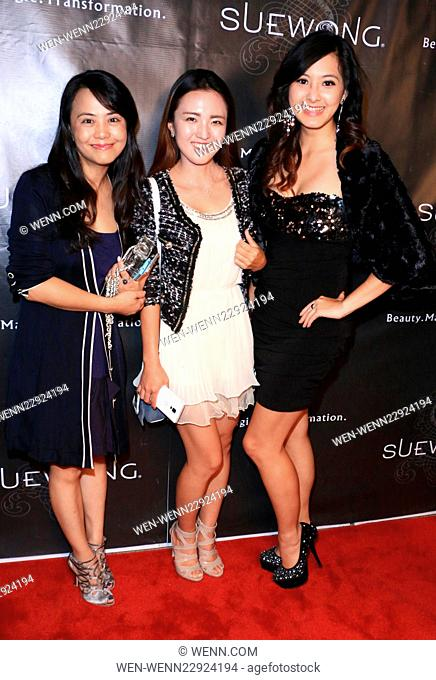 Sue Wong hosts birthday celebration in honor of H.H. Dr. Princess Antonia Schaumburg-Lippe Featuring: Guests Where: Los Angeles, California