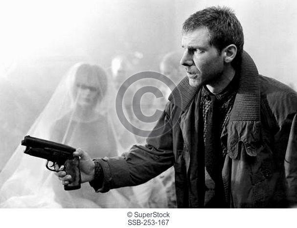 Harrison Ford, Blade Runner, 1982