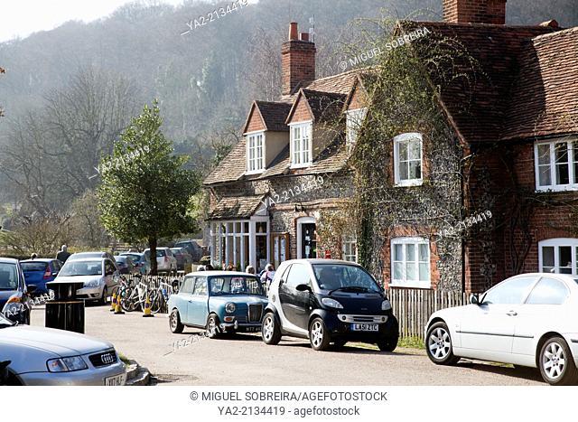 Hambleden Village Post Office, cafe and Store- Buckinghamshire Uk