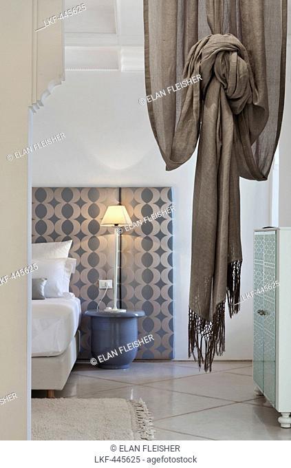 Guest room Luban, Riad Nashira, Marrakech, Morocco